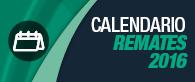 calendario de remates 2016