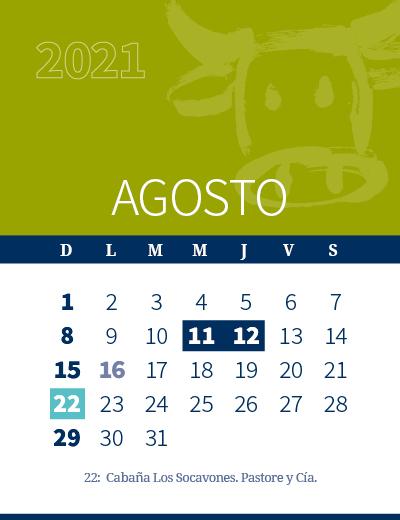 calendario web individual 400x5203