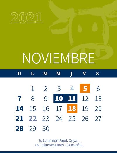 calendario web individual 400x5206